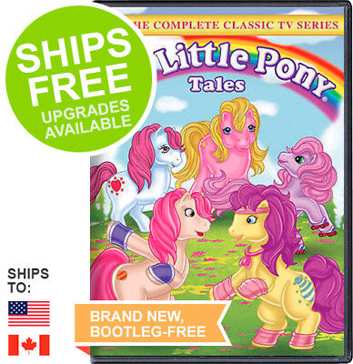 My Little Pony Tales Complete Original Classic TV Series, DVD, NEW