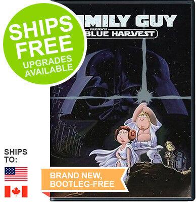 Family Guy Blue Harvest  Dvd  2009  New  Sealed  Star Wars Parody