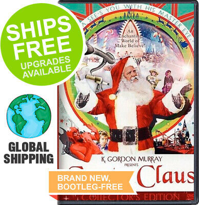 Santa Claus: Collector's Edition (DVD, 2011)NEW,Christmas,Weird,Holiday, 1959 ()