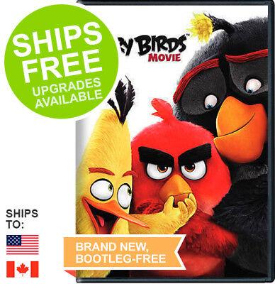 Angry Birds Movie (DVD, 2016) NEW, Jason Sudeikis, Josh Gad, Danny McBride