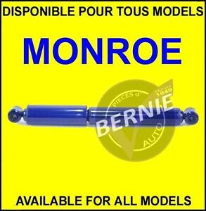 *Monroe* Amortisseurs arr Dodge Caravan/Town&Country Rear Shocks