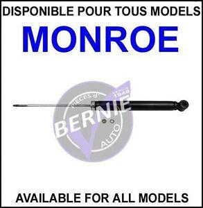 MONROE OESpectrum REAR ARRIERE TOYOTA ECHO 2000-2005 LOW PRICE