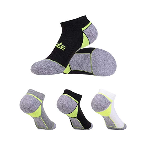 No Show Athletic Running Socks for Women Low Cut Performance
