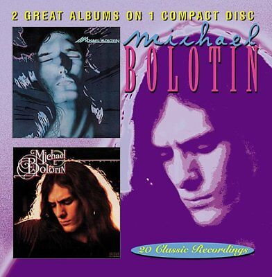 Michael Bolton  Michael Bolotin   Every Day Of My Life New Cd