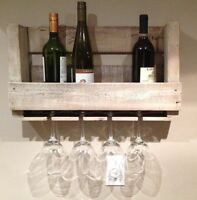Wine and Wine Bottle Racks