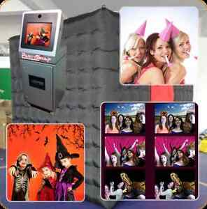 Photo Booth Hire with Bonus FREE Twin Slushie Machine Canning Vale Canning Area Preview