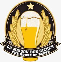 Livreur Bière