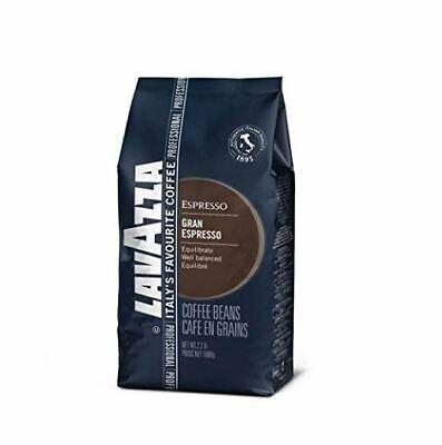 Lavazza Gran Espresso Whole Bean Coffee Blend Espresso Roast, 2.2 Pound -