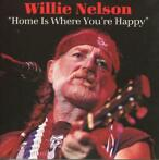 cd - Willie Nelson - Home Is Where  You're Happy