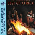 cd - Various - Best Of Africa