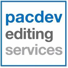 Pacdev Editing Services Newtown Inner Sydney Preview