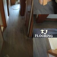 Quality, Affordable, Flooring Installation