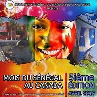 Mois Du Sénégal Au Canada