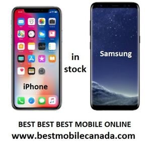 Samsung and iPhone SE 6 6S 7 PLUS 8 S5 S6 S7 S8 S9 Vancouver