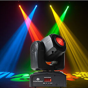Led Moving Head Light 60W LED Spot Light with gobo&color