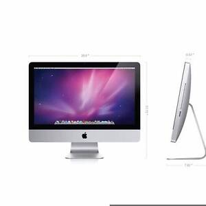"Apple iMac A1224 7.1 Mid 2007 C2D T7300 2GHz 2GB 250GB 20"" OSX Mullumbimby Byron Area Preview"
