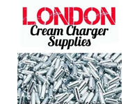 CREAM CHARGERS 6 FOR £50