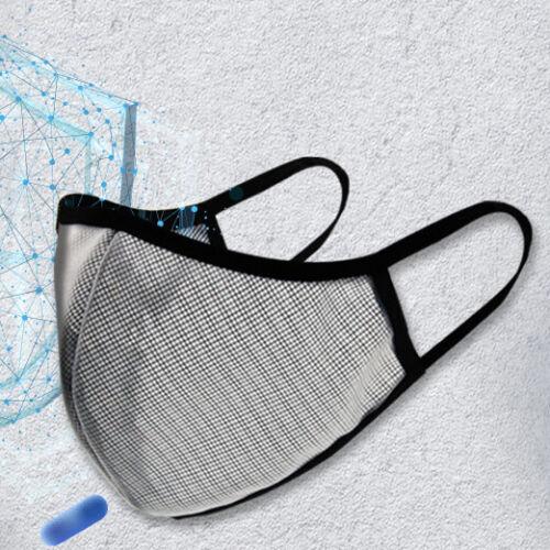 Easy Breathable semi-transparent face mask Washable face mask mesh mask sports