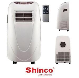 NEW AS 11000 BTU AIR CONDITIONER - 117662767 - AMICO SHINCO -OPEN BOX PRODUCT - PORTABLE - COOLING, DEHUMIDIFER, FAN ...