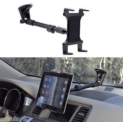 Arkon Large Tablet Long Arm Windshield Suction Mount for App