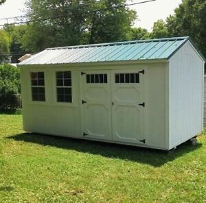 SPRING SHED SALE! Old Hickory Buildings of Canada