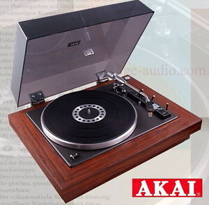 Akai AP-004X Automatic Turntable