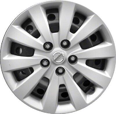 Genuine Authentic 2013-2016  Nissan Sentra LEAF Hubcap 16