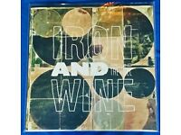 "Iron and Wine 3 12"" vinyls like new"