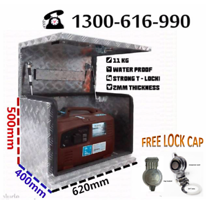620x500x400mm Generator Tool Box Toolbox Clayton Monash Area Preview