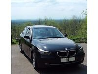 [PRICE NEGOTIABLE!] BMW 5 SERIES 2.0 520d [12 MONTHS MOT!]