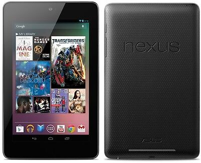 Nexus 7 Google Play 8 Android 4.1 Jelly Bean ASUS Quad Core 8GB 1 day shipping