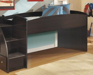 Twin size Loft bed from Ashley Furniture