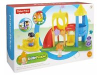 Fisher Price Little People Playground Playset