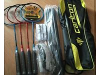 Carlton Badminton set - new