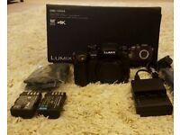 Boxed Panasonic LUMIX Camera 4K