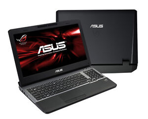 Asus ROG G75v gaming laptop trade for Macbook