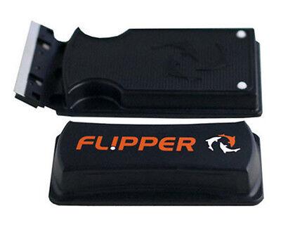 FLIPPER STANDARD 2 IN 1 MAGNET AQUARIUM ALGAE CLEANER GLASS & ACRYLIC - FC54601