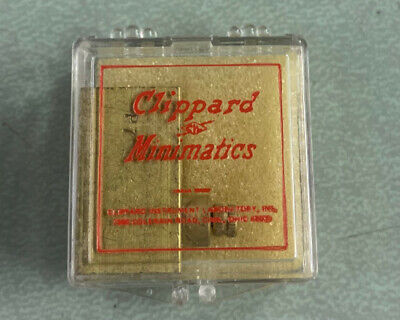 Clippard Minimatic Miniature Model Mfc-2 Valve Flow New Old Stock