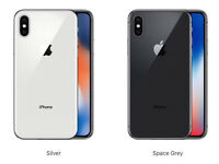 BRAND NEW Apple iPhone X - 64GB Unlocked/SIM FREE - Space Grey