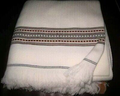 Pakistan blanket Swati Wool Shawl Blanket Handmade For Men Best Quality