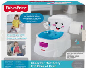 Cheer for me potty Fisher Price
