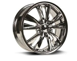 Roues (Mags) RTX  TWIST 17 po 5-114.3