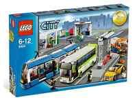 1 Figur Minifig 8404 PUBLIC TRANSPORT 973px720 x4 # Lego