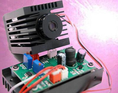 Focusable 850nm 1000mw Ir Laser Modulefor Night Version Ir Lightburning Laser