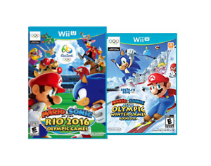 Looking to purchase one of the Wii U Olympics games