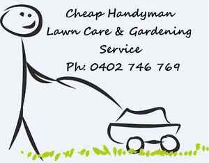 Cheap Mowing, Gardening and Handyman Services Plympton West Torrens Area Preview
