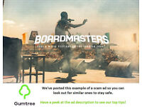 Boardmasters Tickets -- Read the ad description before replying!!