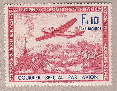 Französische Legion III PF IV postfrisch