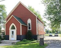 ***Renovated church with in-law/income potential***