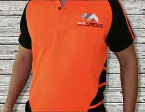 Embroidered Hi-Visibility Polos Paralowie Salisbury Area Preview